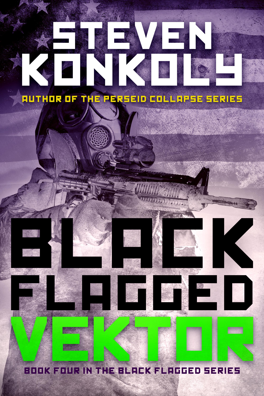 steven konkolys blog the black flagged series gets a