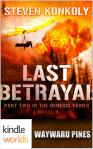 Last Betrayal cover KW